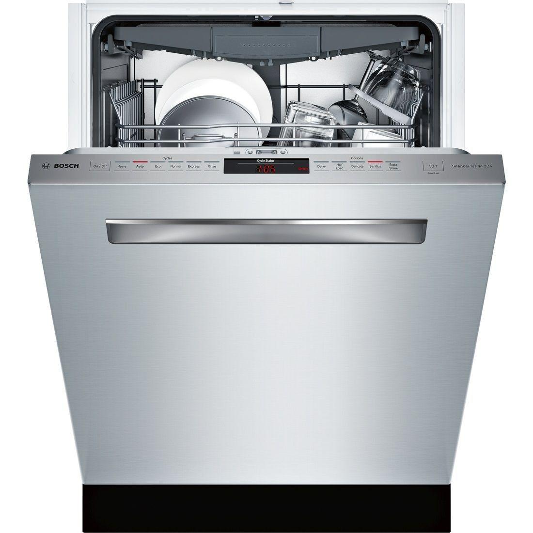 Bosch Dishwasher Built In Dishwasher Best Dishwasher Steel Tub