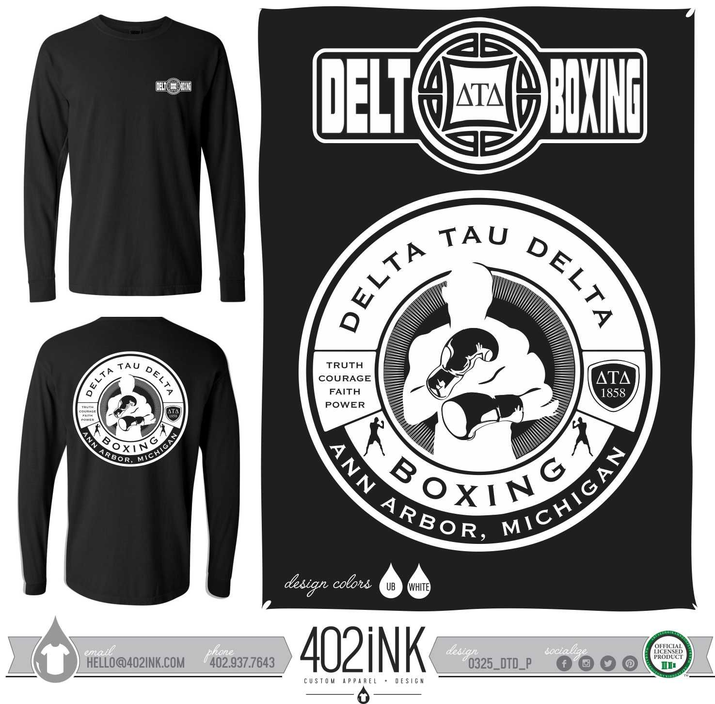 b8a5a020 Custom Greek T Shirt Embroidered - DREAMWORKS