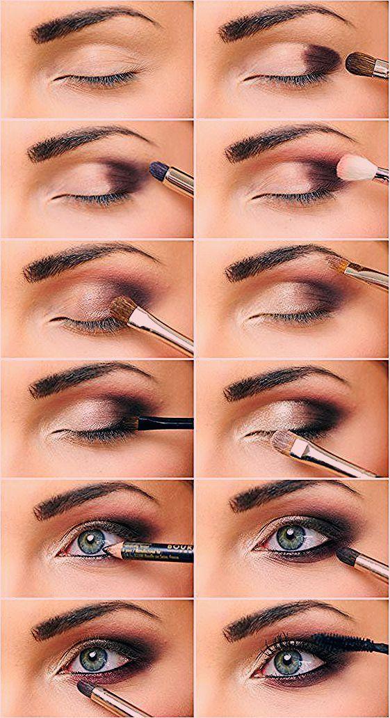 Photo of Wie man Augen mit hängenden Augenlidern richtig macht