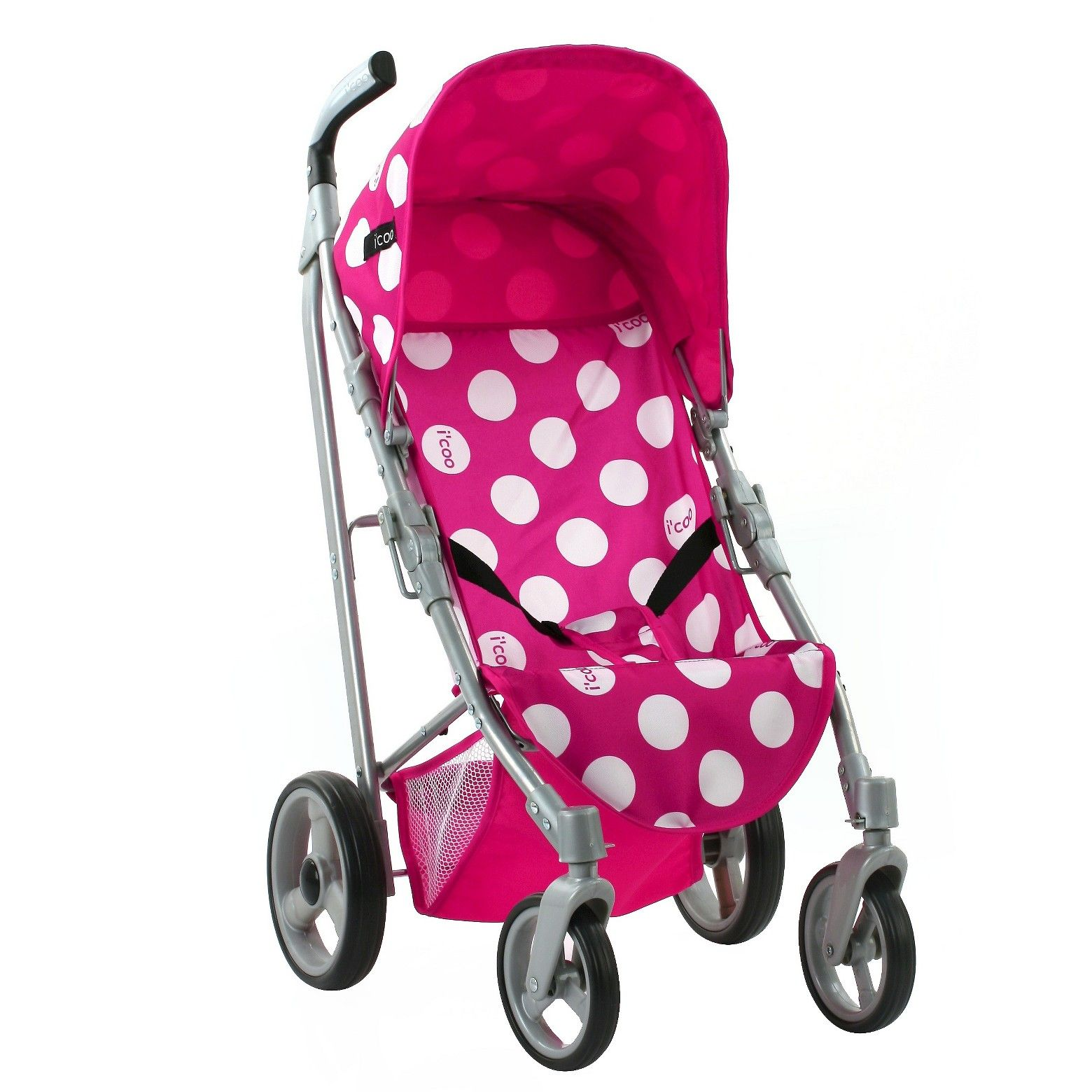 6142f8aa2283f Icoo Pluto Doll Stroller - Introducing the ultimate stylish