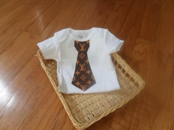 e47c0cd71 Louis Vuitton Baby Clothes | Louis Vuitton inspired baby onesie - Smooch  Boutique
