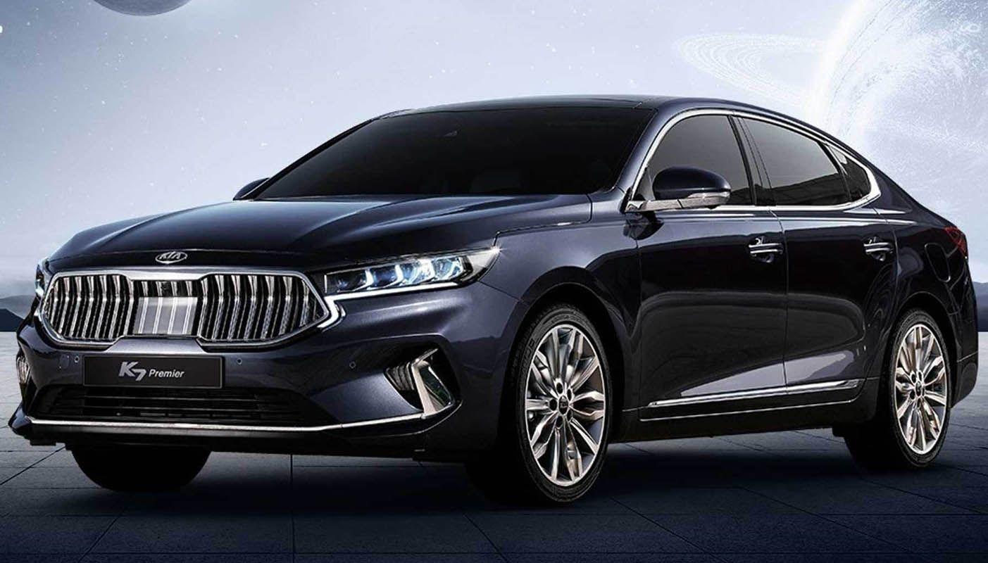 كيا كادينزا 2020 الجديدة كليا سيارة السيدان الكورية الأنيقة والفاخرة تتجد بشكل شبه كامل موقع ويلز Kia New Engine Car
