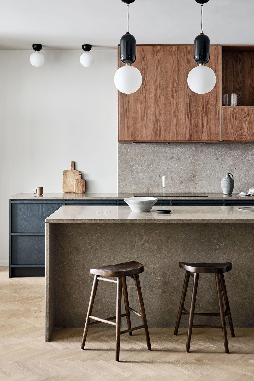 Modern Kitchens In Scandinavian Design Nordiska Kok Contemporary Kitchen Contemporary Kitchen Design Nordic Kitchen