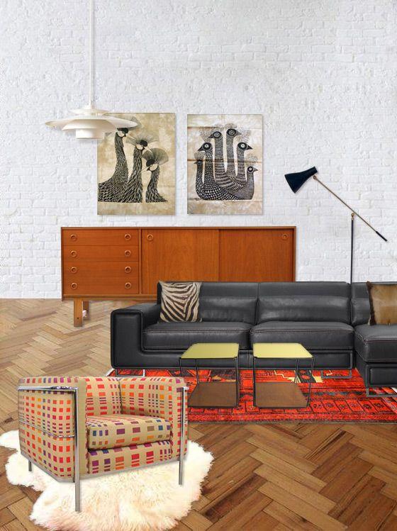 modern interior design ebay mcm mid century industrial