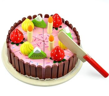 Chocolate Birthday Cake The Toyslink Is A Beautifully Finished Product It Features