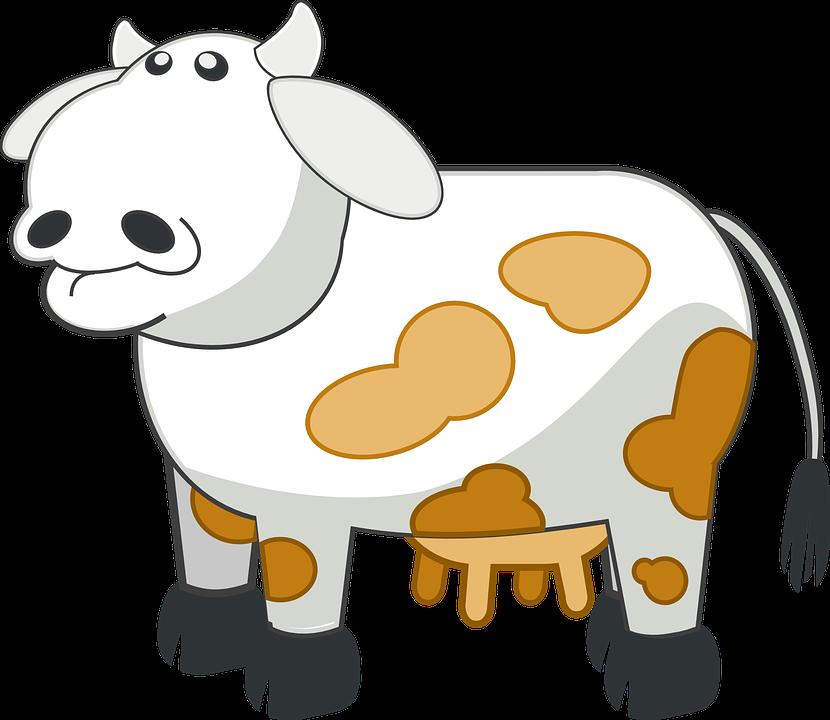 Бесплатные фото на Pixabay - Корова, Ферма, Молочная ...