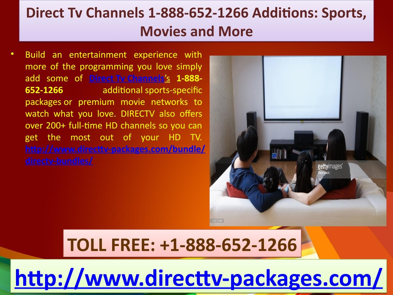 Direct Tv Channels 18886521266 Additions Sports