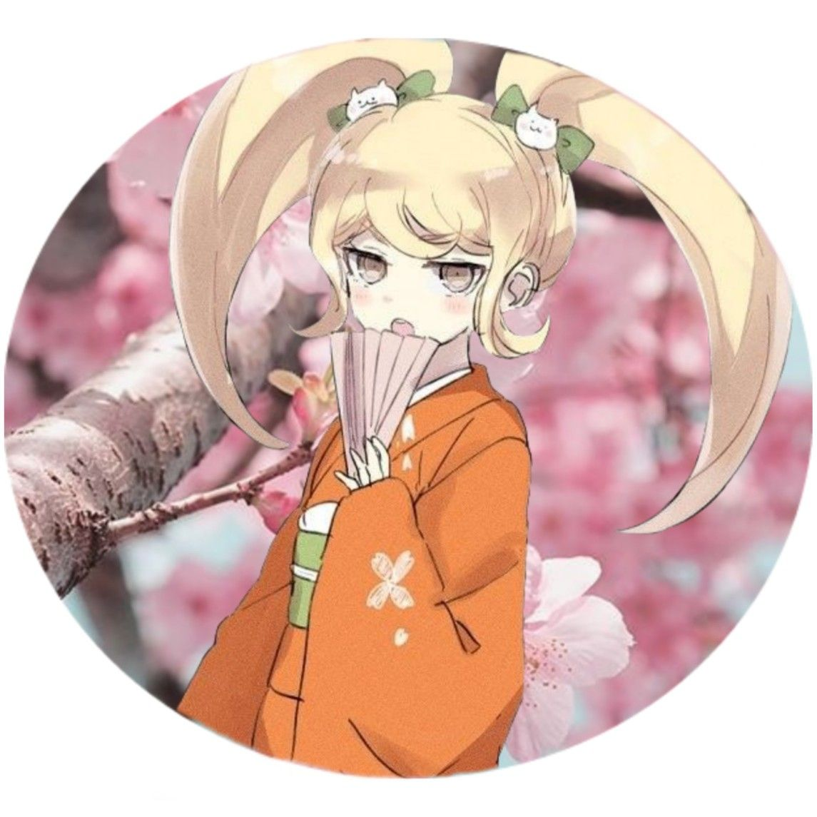 Hiyoko Saionji Icon Danganronpa Characters Cute Anime Wallpaper Anime Wallpaper