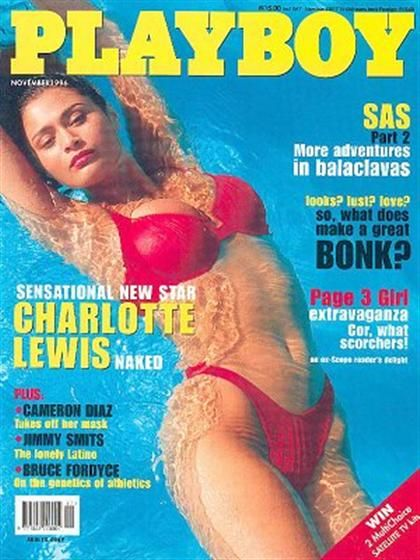 Lisa bonet fake nude