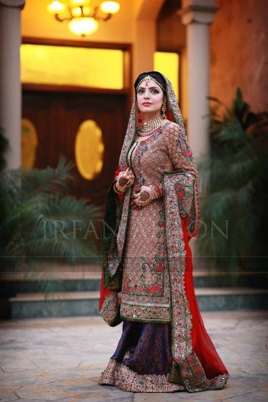 Top Pakistani Bridal Dresses