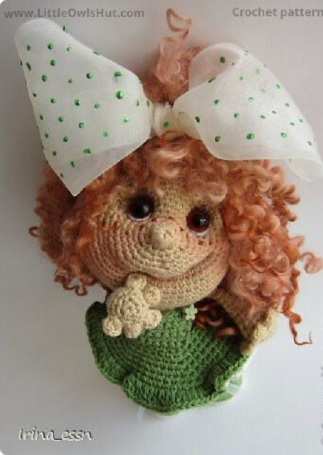 Project by IrinaRa. Doll Princess Amigurumi toy created using LittleOwlsHut crochet pattern www.ravelry.com/... #Amigurumi, #Pertseva, #LittleOwlsHut, #Princess, #Doll, #toy, #CrochetPattern