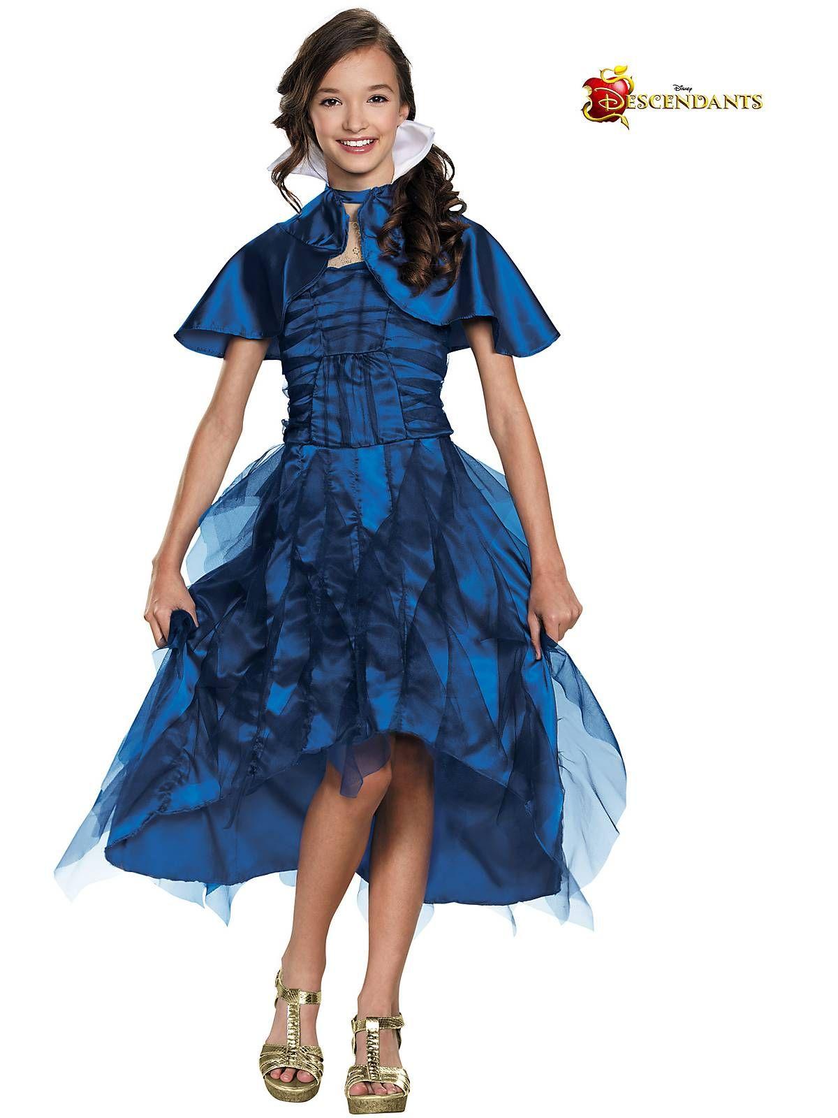 Dizzy Descendants Coronation Dress Costumes - Year of Clean