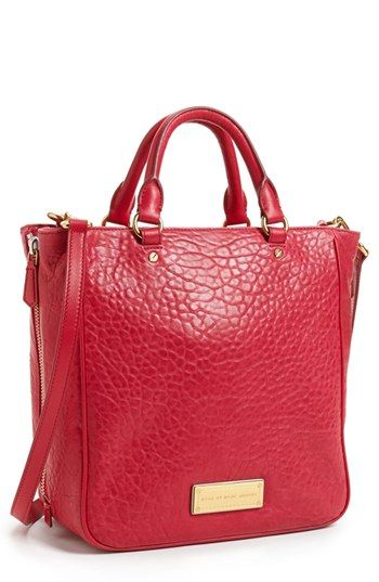 4e1174bf5b55 Quite possibly the perfect purse. (Also in black and a yummy brown.) MARC  BY MARC JACOBS  Washed Up  Tote