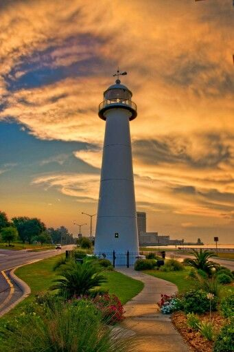 Biloxi Lighthouse Ms Photography By Jim Howton Http