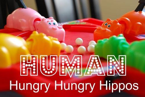 youth ministry room ideas | You have heard of the game Hungry Hungry Hippos – Right?