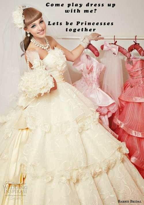 Crossdresser Sissy Femdom Bondage Maid Art Tied Petticoat Sissydress ...