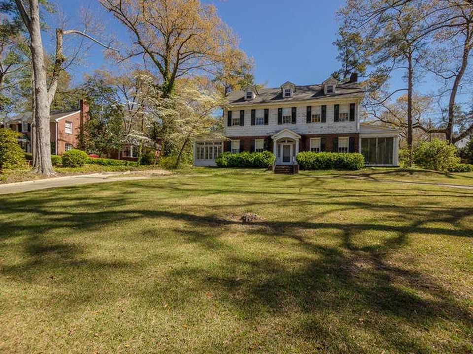 forest hills homes for sale augusta ga