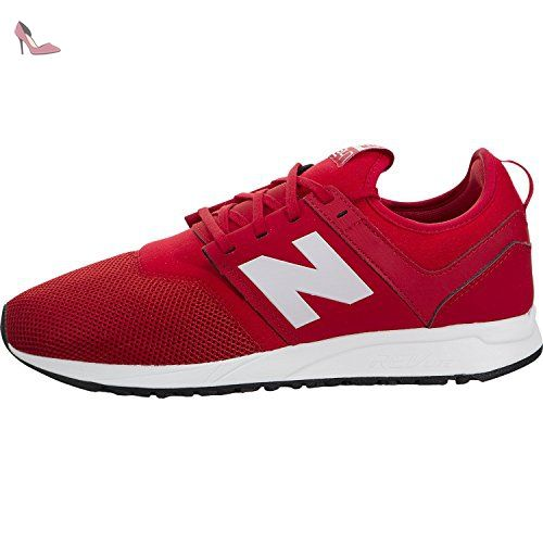 chaussure new balance rouge femme