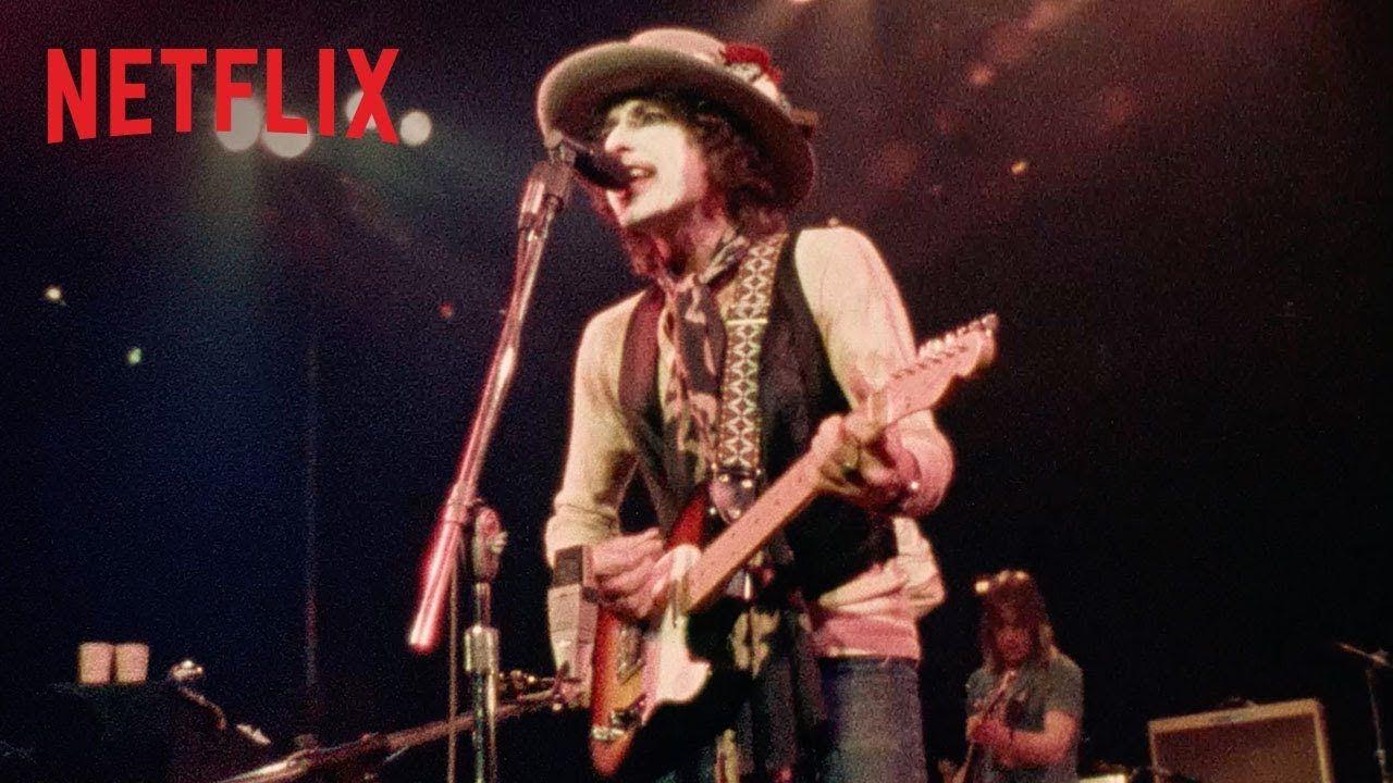 Bob Dylan Hard Rain Live Performance Full Song 1975 Netflix Bob Dylan John Lennon Beatles Dylan