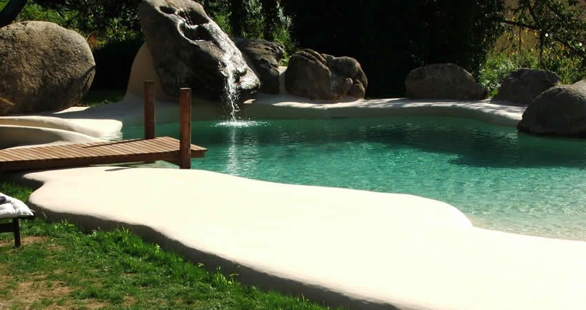 Photos of Modern and Exclusive Pools – Sand Pools