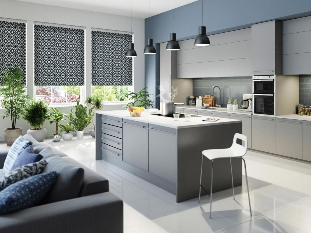 Roller Badezimmer ~ Cheap kitchen roller blinds kitchen