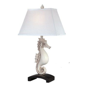 Seahorse Lovers Will Adore Our New Seahorse Table Lamp. The Lamps Base Is A  Span Styleu003d