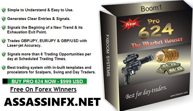 Boom 1 Pro 624 Trading System Make Money With Forex Trading