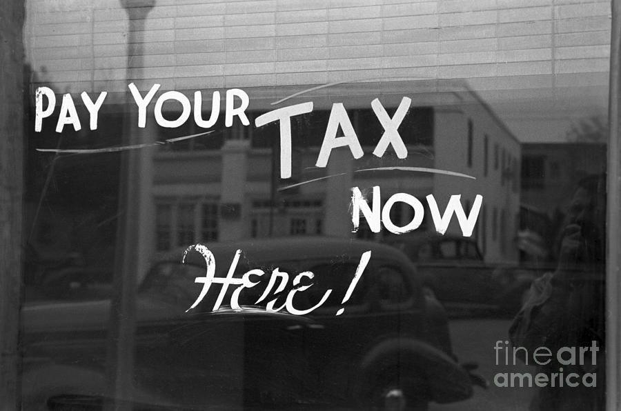 store front art | Storefront Sign, 1939 Photograph - Storefront Sign, 1939 Fine Art ...