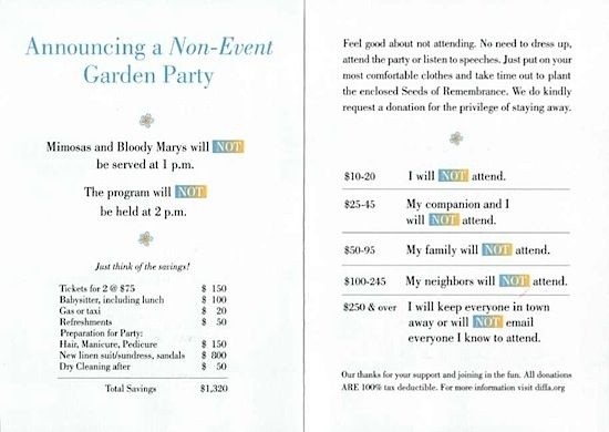 Non eventg nonevent invitations fundraising letter fundraising ideas stopboris Image collections