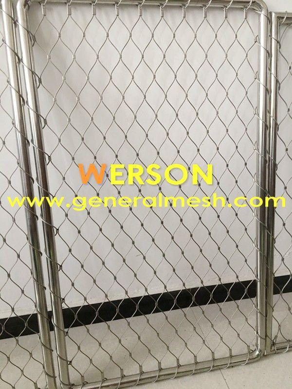 Hebei general metal netting Co.,ltd --China factory Mesh Infill ...