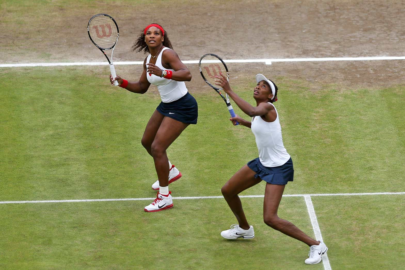 Serena Williams' career in pictures