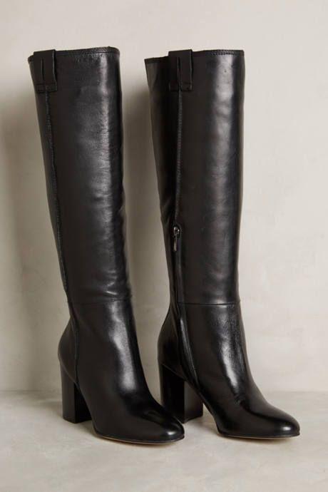ANTHROPOLOGIE Sam Edelman Umber Boots Black £238.00
