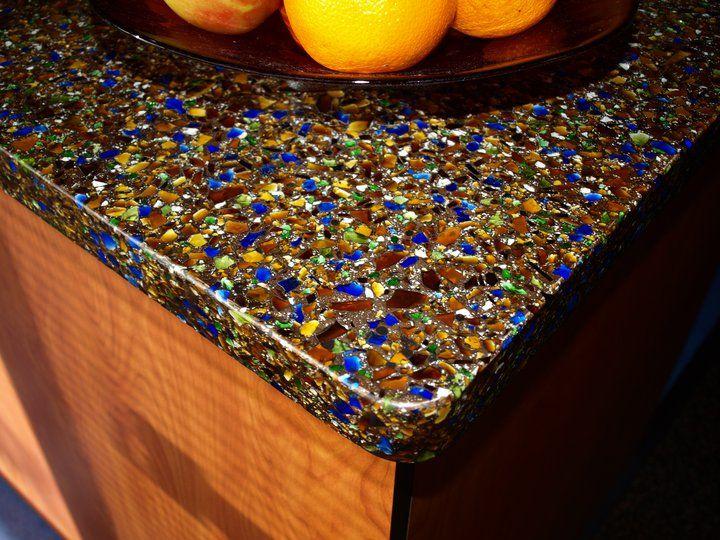 San Francisco · Concrete Countertop, Glass, Beautiful, Incredible