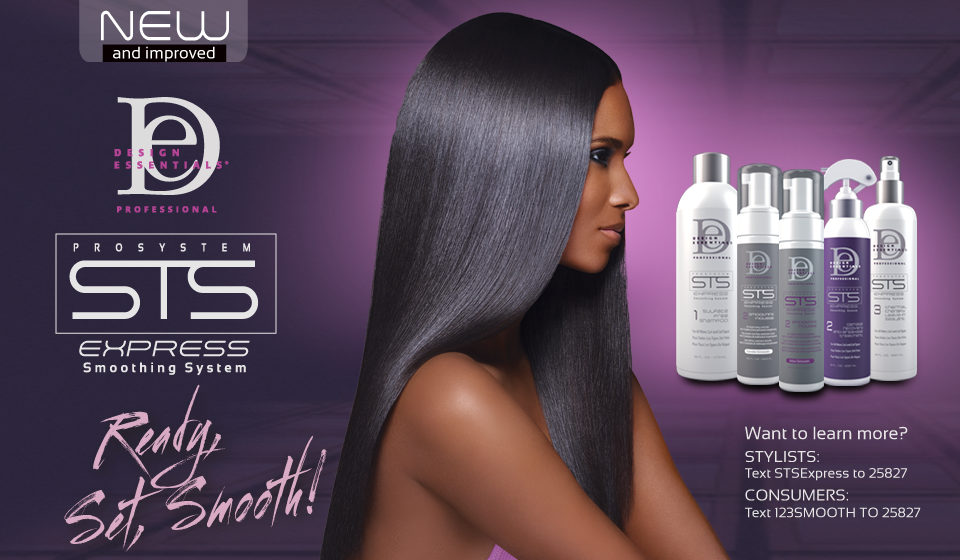 Design Essentials Professional Hair Care Products For