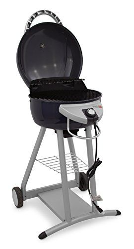 Char Broil TRU Infrared Patio Bistro Electric Grill, Blue Think Small U2013 But  Grill Big U2013 With The Convenience Of Americau0027s Favorite Electric Grill, ...