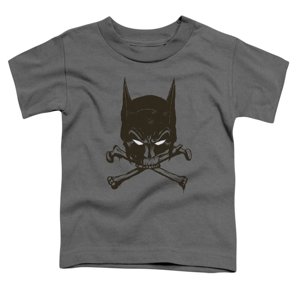 Batman: Bat And Bones Toddler T-Shirt