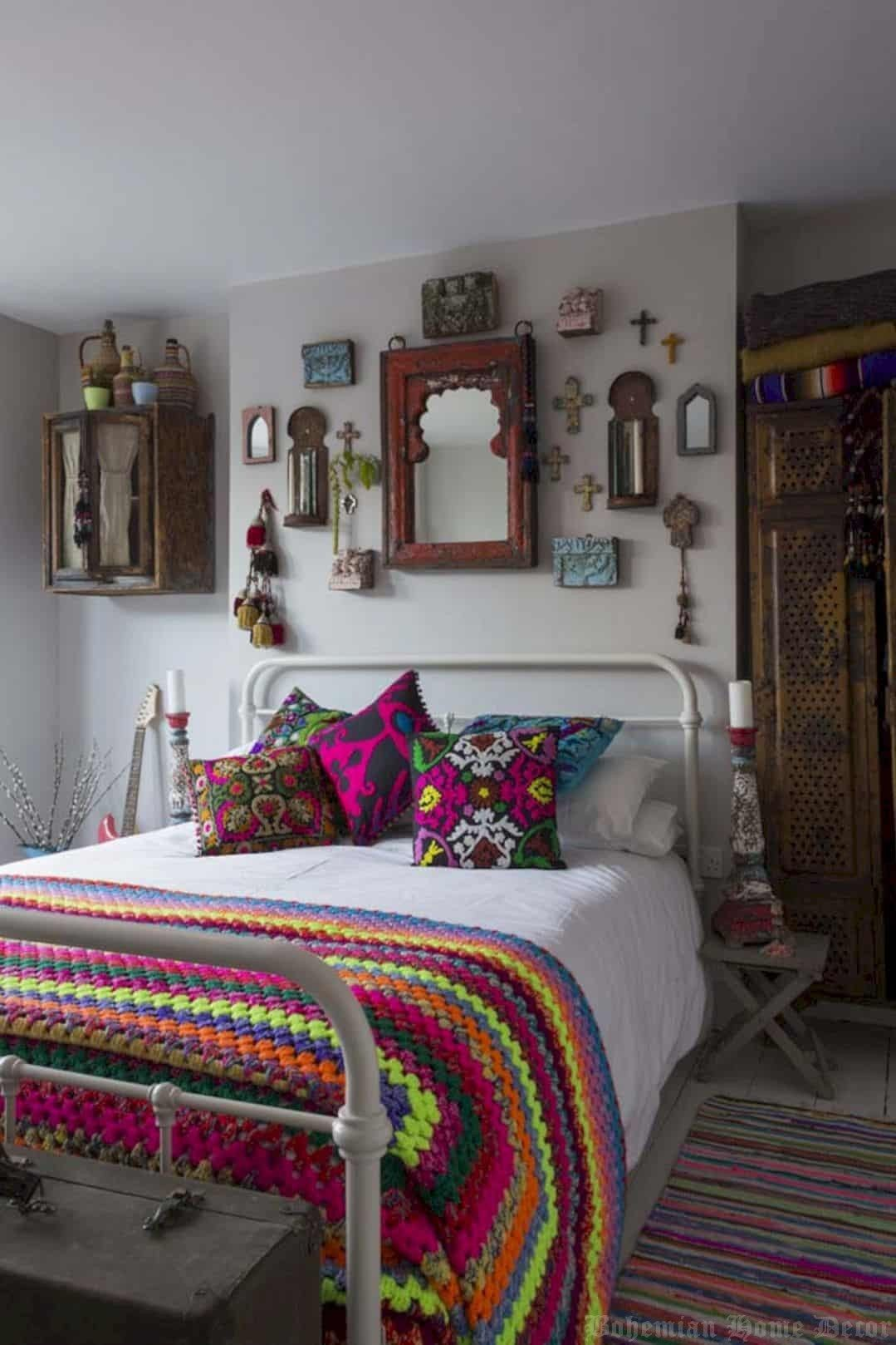 Make The Most Out Of Bohemian Home Decor