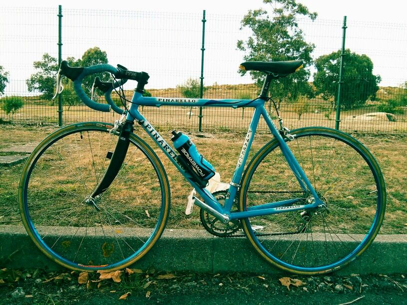 bicicleta carretera pinarello galileo road bike