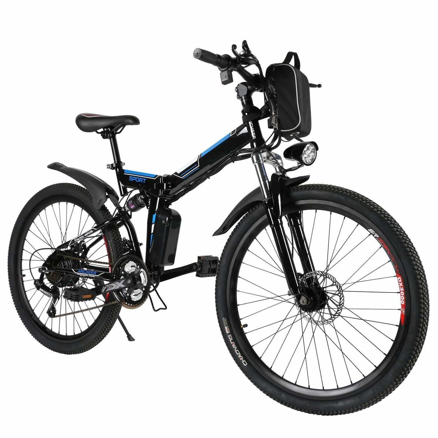 Top 10 Best Electric Mountain Bikes In 2020 With Images