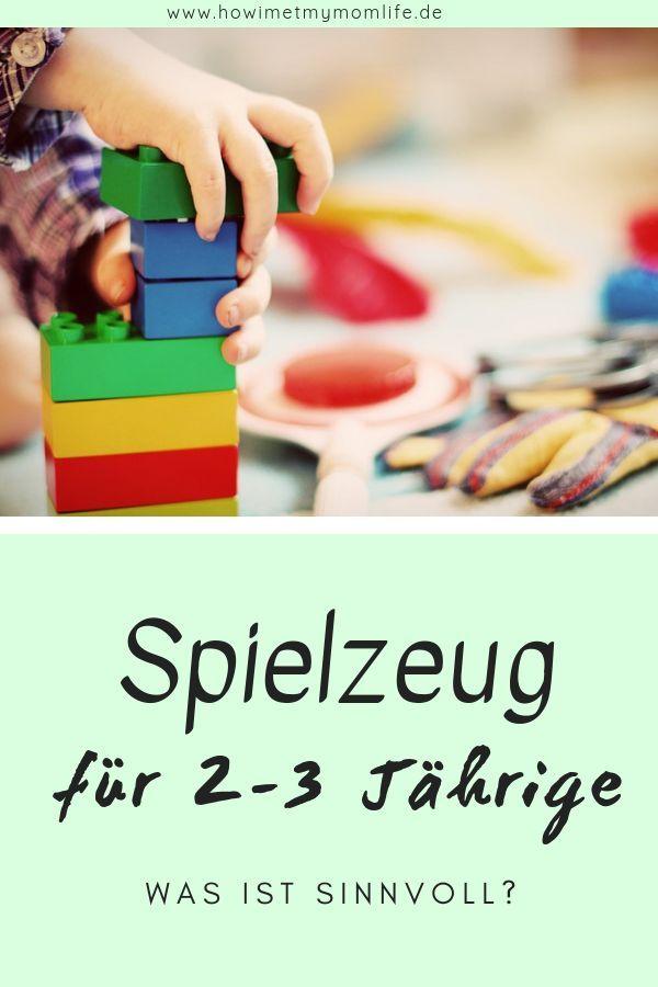 Sinnvolles Spielzeug für 2 Jährige Kinder HOW I MET MY