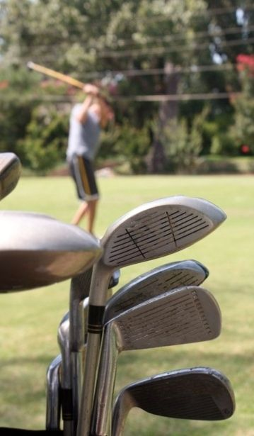 Why not enjoy a round of golf at one of our two beautiful golf courses?! #golf #southern #Natchez
