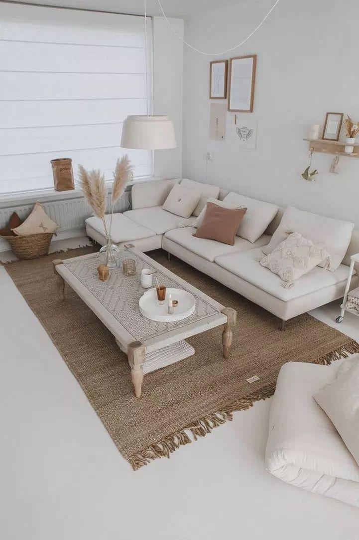 43 wunderschöne minimalistische Home Interior Design-Ideen