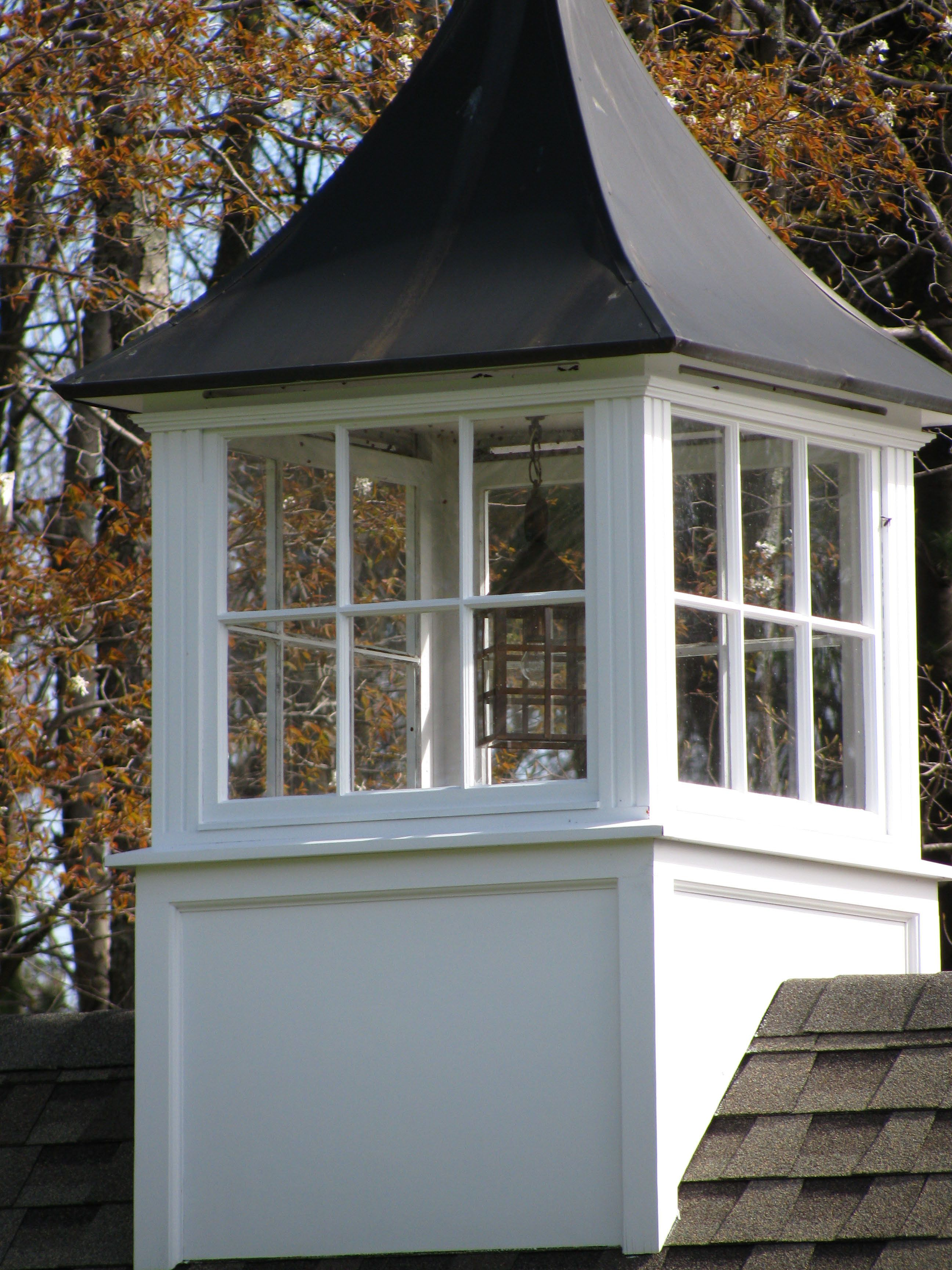 Light Through The Cupola Window Barn Cupola House Exterior Architecture Details