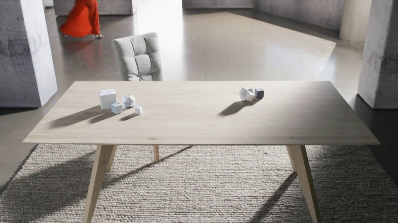Crispin Dining Table Table Coffee Table [ 720 x 1280 Pixel ]