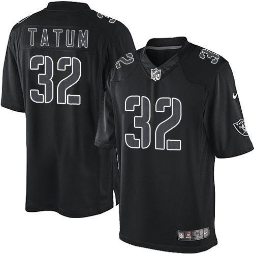 Seahawks Michael Bennett 72 jersey Nike Raiders  32 Jack Tatum Black Men s  Stitched NFL Impact 206c2e515