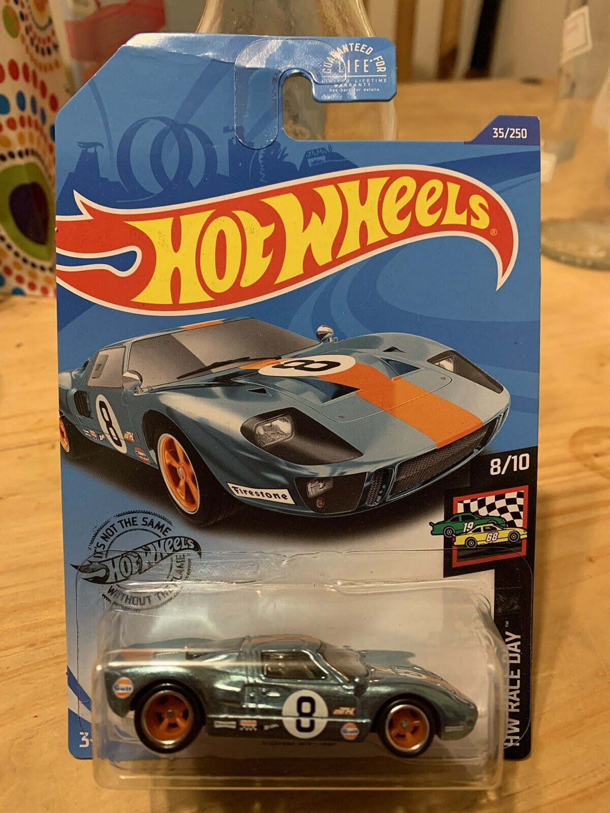 Hot Wheels Super Treasure Hunt 2020 Ford GT-40  Regular  Please Read $42.0