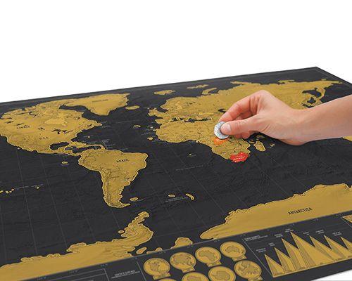 kaparós térkép Kaparós térkép   Világ Deluxe | Travel   somewhere | Pinterest kaparós térkép