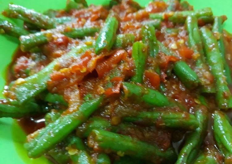 Resep Sambal Buncis Oleh Dwi Idew Resep Rebusan Resep Tomat