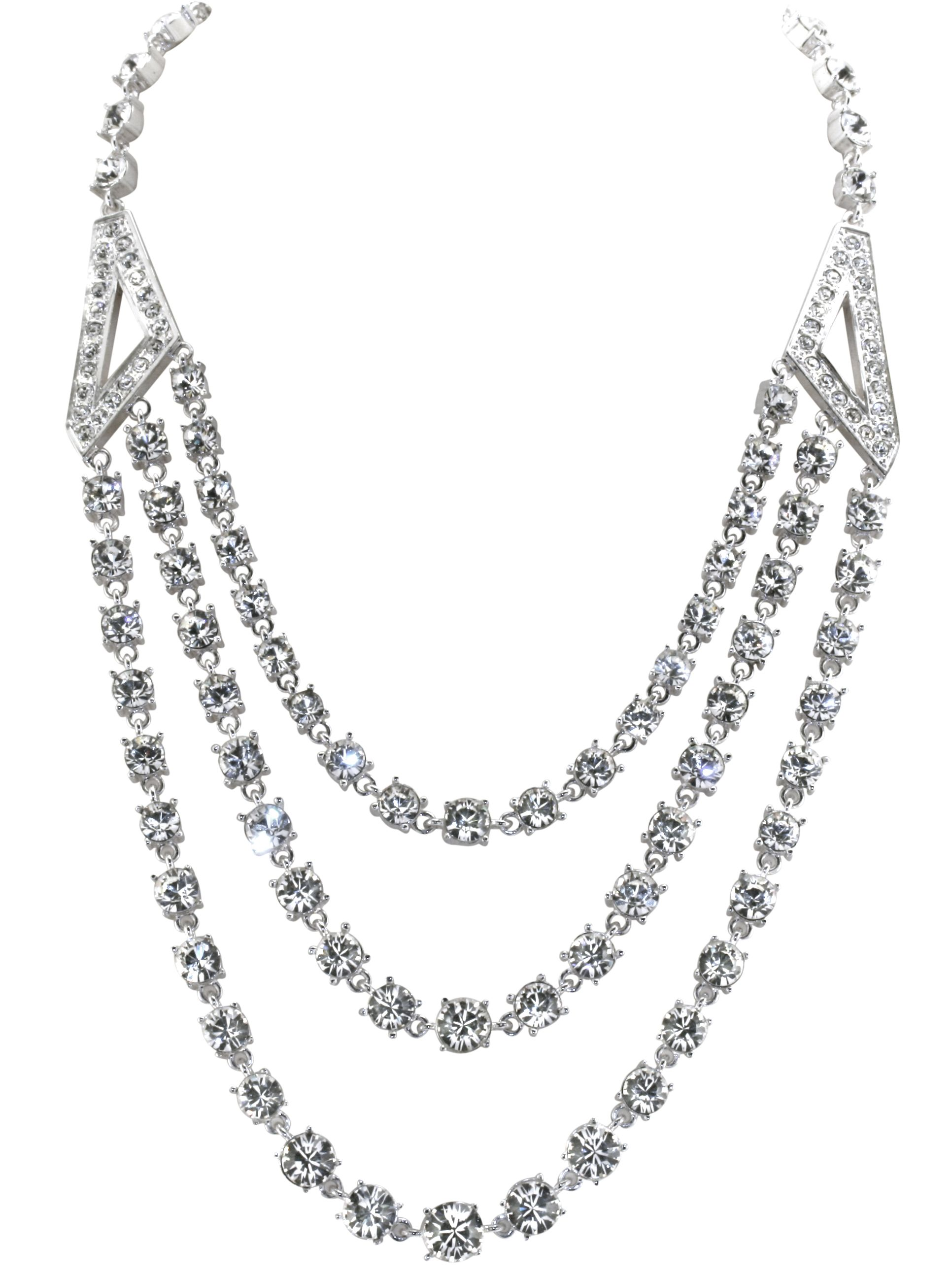 Festoon Necklace. In 1947 King George VI commissioned a three ...