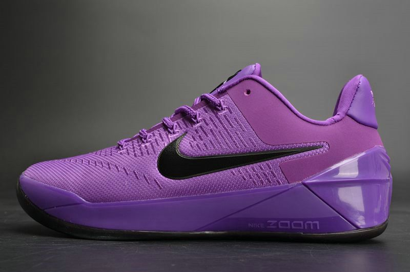 273b699f3eaf 2017 2018 Daily Nike Kobe A.D. Purple Stardust Black Shoes For Sale ...
